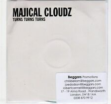 (EF193) Majical Cloudz, Turns Turns Turns - 2013 DJ CD