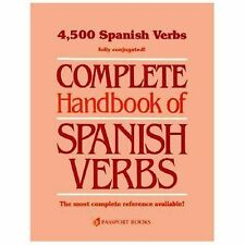 Complete Handbook of Spanish Verbs by Judith Noble and Jaime Lacasa (1984, Paper