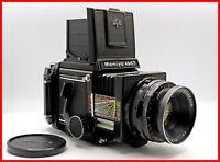 【EXC+5 New Light Seal】 Mamiya RB67 Pro Camera + Sekor 127mm F3.8 from Japan 1360