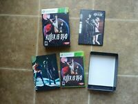 Killer Is Dead - Limited Edition (Microsoft Xbox 360, 2013) COMPLETE XSEED GAMES