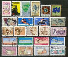 Bundespost jaargang 1978 gebruikt (2) zonder blokken
