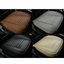 3D Car Truck Seat Cover Half/Full Surround Breathable PU Leather Cushion Mat Pad