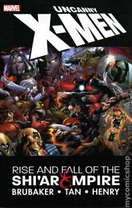 Uncanny X-Men Rise and Fall of the Shi'ar Empire TPB 2nd Edition #1-1ST VF 2021