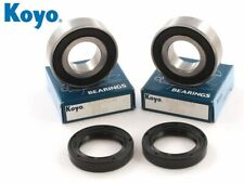 Kawasaki Ninja ZX-9R 1999 Genuine Koyo Front Wheel Bearing & Seal Kit