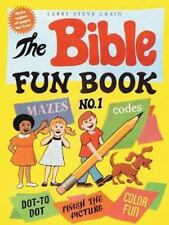 The Bible Fun Book No. 1 by Crain, Larry Steve (2013, Paperback)