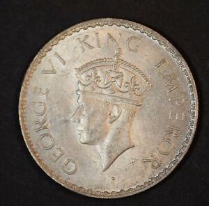 India British 1940(B) Rupee AU