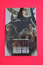 Velvet Volume 2: the Secret Lives of Dead Men by Brubaker  Graphic Novel LN
