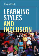 Learning Styles and Inclusion, Reid, Gavin, Used; Good Book