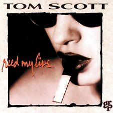 Tom Scott CD Reed My Lips Jazz
