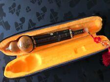 Master Zhang Jingjun Hulusi Cucurbit Gourd Flute C Key + Extended Octivei