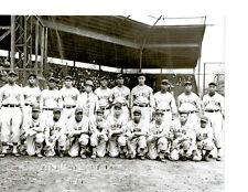 1939 Philadelphia Stars 8X10 Team Photo Negro Leagues Baseball Usa Hof