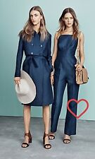 Denim Regular Size Jumpsuits, Rompers & Playsuits for Women