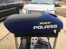 Polaris NEW OEM Blue Black Seat 02-06 Edge RMK 2683093