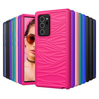Case For Samsung Galaxy Note 20 / Note 20 Ultra Shockproof Hybrid Bumper Cover