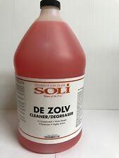 De Zolv- highly effective Degreaser,/ cleaner
