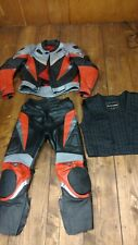 mens two piece motorcycle leathers
