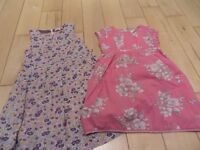 Mini Boden Girls Dresses 5-6yrs Floral