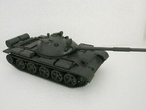 1/35 Built Un-Painted Soviet T-54/55 MBT tank Tamiya Dragon DML Plastic Model