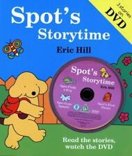 Spot's Storytime: Book and DVD Hill, Eric Hardcover