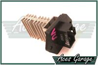 Heater / Blower Fan Resistor WH Commodore VT VX VU SS Ute Parts - Aces