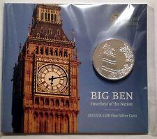 £100 Commemorative Big Ben Coin