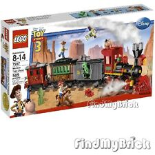 LEGO Toy Story Western Train Chase (#7597)