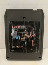 REO Speed Wagon Hi Infidelity 8 Track Tape Tested