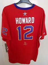 864a5c7b0b4 Adidas Houston rockets All Star West Dwight Howard Basketball jersey XL 48