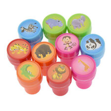 Children Self Inking Rubber Stamps Cartoon Kids Seal For Scrapbooking Stampers
