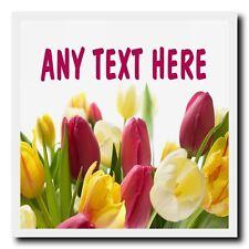 Tulip personalizzata bevande Mat Coaster