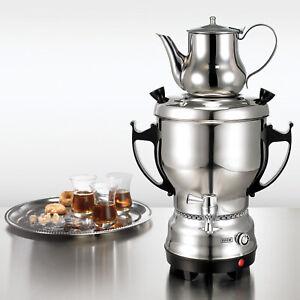Beem Samowar Elegant 3l 1500 W Semaver Tea Ready Coffee Maker
