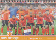 Official Ons Oranje Kalender 2011 Holland National team
