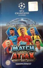 match attax Champions League 16/17 packs of 20 random cards