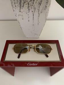 Cartier Occhiali Must Lunette Sunglasses Cartier Must Brille Gafas