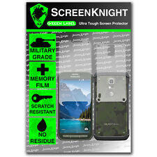 ScreenKnight Samsung Galaxy S5 ACTIVE FULLBODY SCREEN PROTECTOR invisible shield