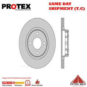 Protex Ultra Select Front Rotor Pair For AUDI 100/80/CABRIOLET 2.0L/2.6L/2.3L