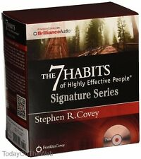 The 7 Habits of Highly Effective People Signature Series CD Stephen R. Covey