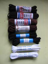 Schnürbänder, Schnürsenkel, rund oder flach, 60 cm bis 150 cm , versch. Farben
