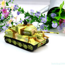 Remote Controlled RC tank 1/72 2117 German Military Tiger Tank Play Tool