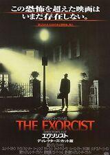 The Exorcist 1973 Director's Cut Mini Horror Movie Poster Japanese Chirashi  B5