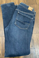 AE AMERICAN EAGLE OUTFITTERS SKINNY WOMENS JEANS SIZE 6 MEDIUM WASH