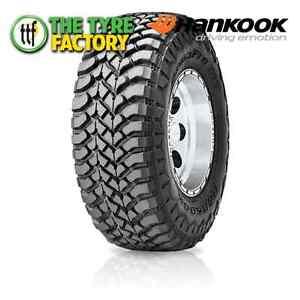Hankook Dynapro MT RT03 LT265/70R16 110/107Q 4WD & SUV Tyres