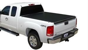 Tonno Pro LoRoll Roll Up Tonneau Cover For 04-12 Colorado / Canyon 6'Bed