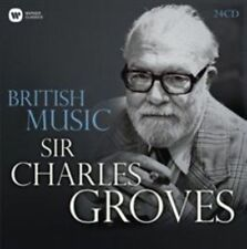 British Music - Sir Charles Groves [Box Set], New Music