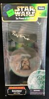 Star Wars Complete Galaxy Dagobah Yoda Kenner Figure Set Power of The Force