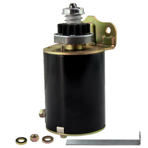 16 tooth Starter Motor Replace for Briggs and Stratton for Ride On Mower 499521