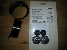 AKS Bremsbelag-Set für 2000/2004/3004/3504 Orginal Alko & 2X Ring-Dichtscheibe