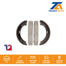 Rear Parking Brake Shoes For Nissan Titan Armada Pathfinder Infiniti QX56