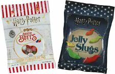 Jelly Harry Potter Bertie BOTT'S Fagioli 54g & Harry Potter Jelly le lumache 59g