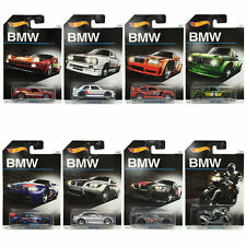 BMW Diecast Material Racing Cars